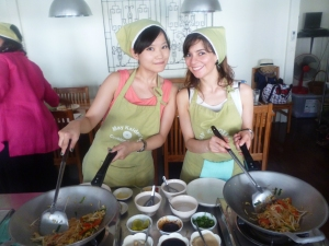 Cookery class in Bangkok