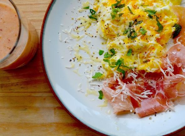 Simple Breakfast/ Brunch